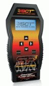 Ford Mustang SCT SF3 Power Flash Tuner with Free Custom Tunes - 38018