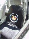 Cadillac Seat Armour Cover