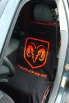 Dodge Seat Armour Cover