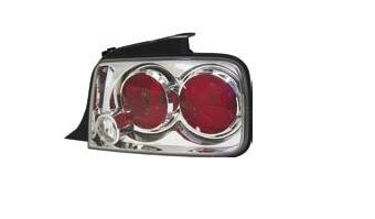 Mustang Chrome Taillights - MTX-09-4039