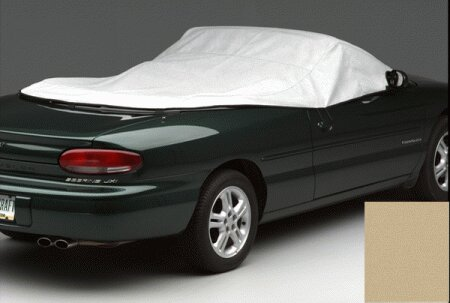 Mustang Covercraft Tan Flannel Convertible Interior Cover