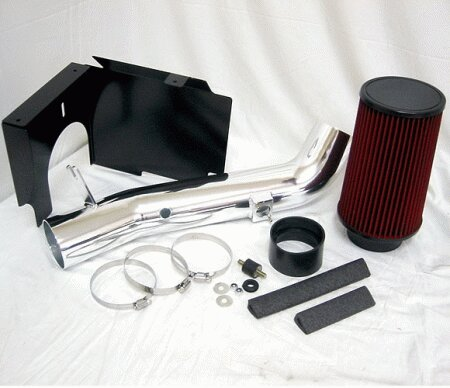 Mustang Ford Mustang 4 Car Option Cold Air Intake - AFS-FD103