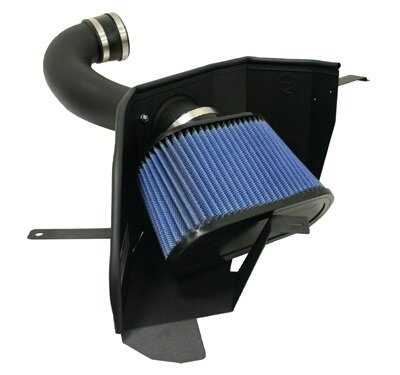 Mustang Ford Mustang aFe MagnumForce Pro-5R Stage 2 Air Intake System without Cover - 54-10293