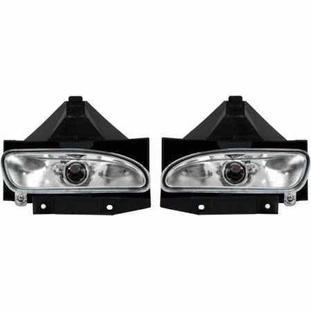Mustang Ford Mustang Restyling Ideas Fog Light Kit - 33-FDMU-99FC