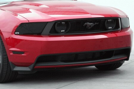 Mustang Ford Mustang GT Styling Foglight Cover - GT0251F