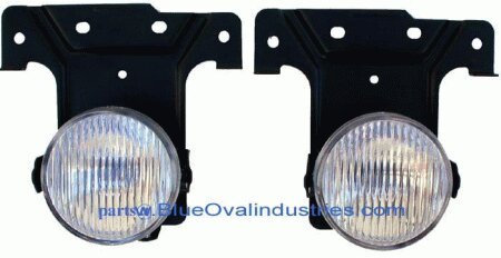Mustang Cobra Fog Lights