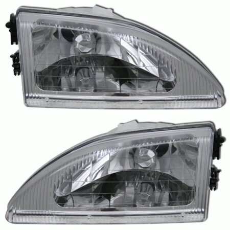 Mustang Ford Headlights OEM