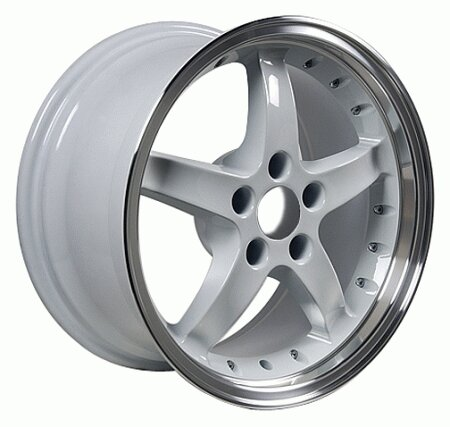 Mustang Cobra R Style Wheel - Mustang 17 Inch 4 Wheel Package