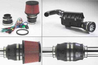 Mustang 3 Psi Super Charger System
