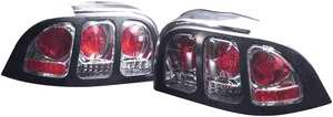 Mustang APC Euro Taillights - 404138TLR