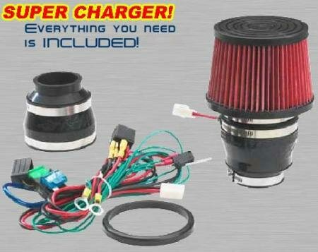 Mustang E-Ram SUPERCHARGER 1 PSI Boost